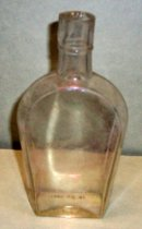 Image of Spirits Bottle Recovered from City Centre Plaza, c. 1860-1920.