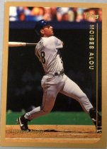 Image of Moises Alou Baseball Card, 1998