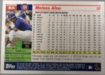 Image of Moises Alou Baseball Card, 2004