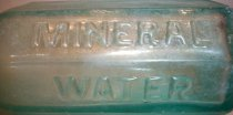 Image of Mineral Water Bottle