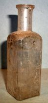 Image of Bottle Recovered from City Centre Plaza