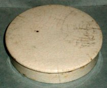 Image of 1999.048.448 - Jar Lid Recovered from City Centre Plaza