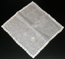 Image of Holbrook-Palmer Handkerchief, c. 1926-1958