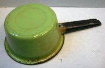 Image of Enamelware Saucepan, c. 1930s