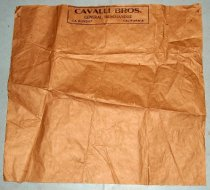 Image of Cavalli Bros. Store Wrapping Paper