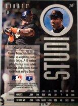 Image of Barry Bonds Baseball Card, 1996