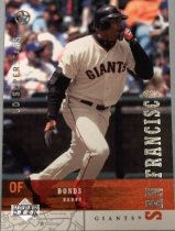 Image of Barry Bonds Baseball Card, 2003