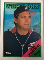 Image of Jim Fregosi Baseball Card, 1988