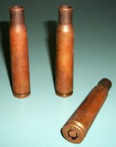 Image of .50 Caliber Shell, 1944