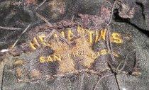 Image of Ellinwood Coachman's Coat Label, c. 1890