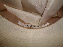 Image of I. Magnin & Co. Wide-brim Hat, c. 1940s-1960s