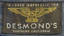 Image of Jacket Detail for US Air Force Reserves Uniform, c. 1970-1982
