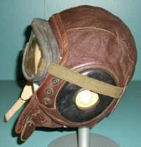 Image of US Army Air Forces Flying Helmet, c. 1942-1946