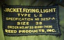 Image of Korean War USAF Jacket, c. 1950-1952