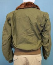 Image of US Army Air Forces B-15A Intermediate Flying Jacket, c. 1942-1946