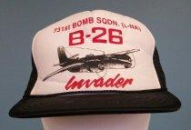 Image of US Air Force Bombardment Squadron Souvenir Cap, c. 1953-1982