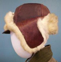 Image of Korean War USAF Flying Helmet, c. 1950-1952