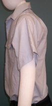 Image of Dress Shirt to US Air Force Uniform, c. 1950-1982