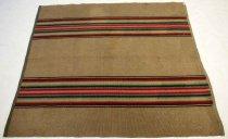 Image of Woven Wool Throw Rug, n.d.