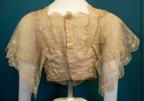 Image of Wedding Dress Bodice of Anna Mary Lewis, 1916
