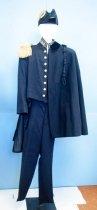 Image of Captain William Matson Swedish Consul General Uniform, c. 1905-1917