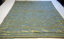 Image of Quilted Bed Cover, c. 1940s