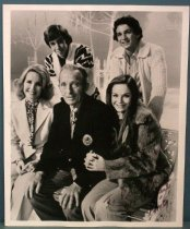 Image of 2014.029.006 - untitled, (Bing Crosby Family Photograph with Kathryn Crosby and Their Children), c. 1972-1977