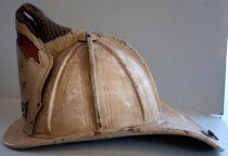 Image of San Mateo Fire Department Helmet, c. 1889-1919