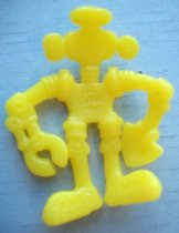 Image of Raychem Toy Robot Figure Set