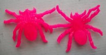 Image of Raychem Toy Spider Figure Set