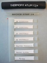 Image of Raychem Thermofit 3-piece Kit