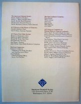 Image of Radiation Chemistry Pamphlet
