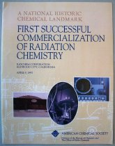 Image of Radiation Chemistry Pamphlet