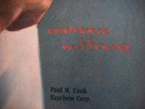 Image of Paul Cook Poster