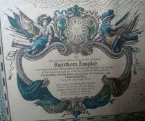 Image of Raychem Empire Map, 1978