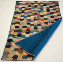 Image of Patchwork Table Runner or wall Hanging