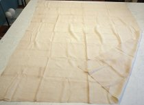 Image of Hand-loomed Linen Sheet, c. 1865-1873