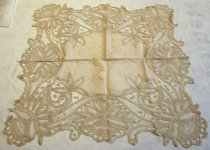 Image of Lace Table Cover, n.d.
