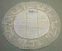 Image of Round Doily, n.d.