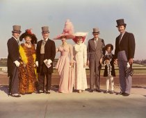 Image of 2014.027.016.003 - Ascot Day, circa 1980-2008