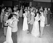 Image of McKinley School Dance in Burlingame, 1948