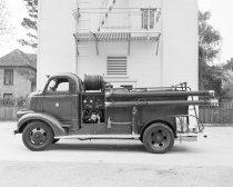 Image of Burlingame Fire Equipment, 1949