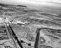 Image of 2015.001.00650.1 - San Mateo County Fairgrounds and Bay Meadows Race Track, 1956