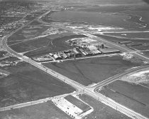Image of 2015.001.00712.31 - Aerial View of Frank's Tannery and Port of Redwood City, August 1958
