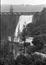 Image of 2015.001.01684.1 - Crystal Springs Dam in San Mateo, 1961