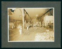 Image of Packing shed of the California Floral Co., c. 1935-1945