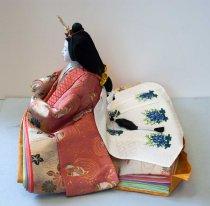 Image of Japanese Empress Dairi-hina Girl's Day Doll, n.d.