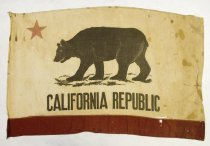 Image of California Republic Flag, n.d
