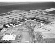 Image of 2015.001.03557.31 - Aerial View of San Francisco International Airport, 1962