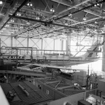 Image of 2015.001.04201 - United Airlines Maintenance Facility, 1962